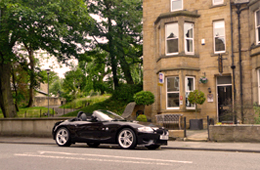 alnwick bed and breakfast